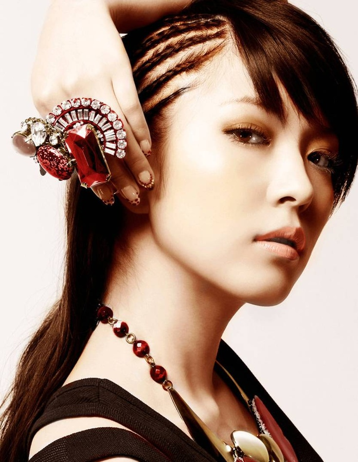 I want to meet my favorite singer BoA Kwon.
