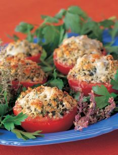 Provencal Tomatoes recipe...these are to die for!