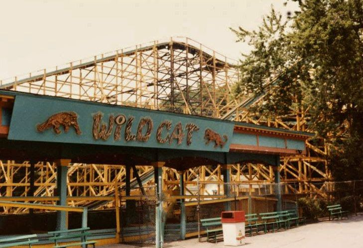idora park youngstown -I had so much fun here as a kid. Miss the french fries.