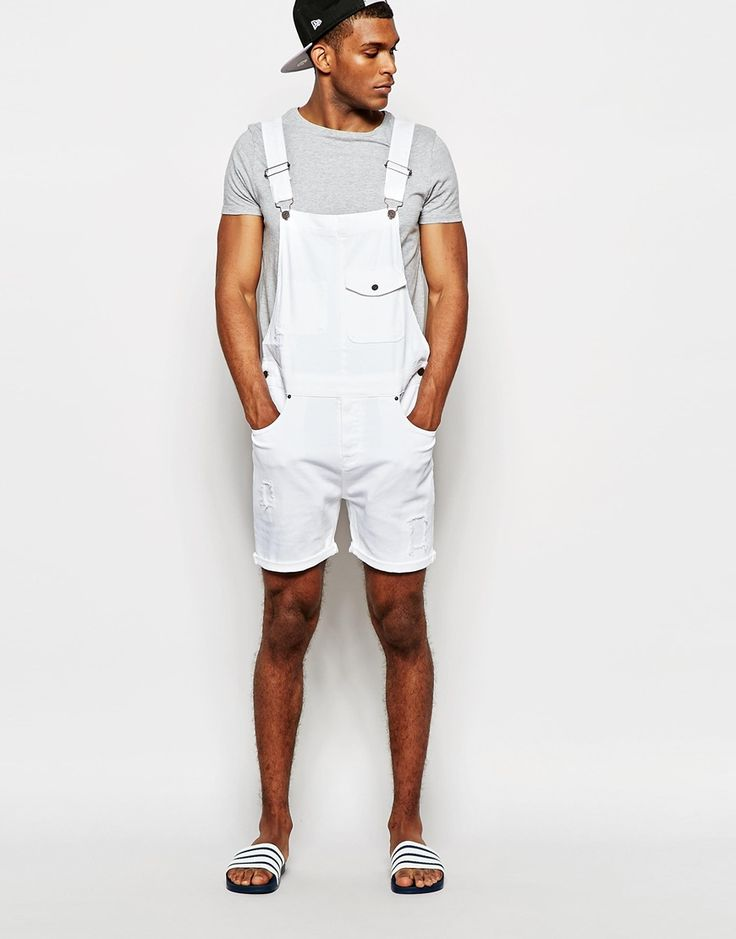 Guys in overalls.                                                                                                                                                                                 Mais