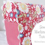 15+ Sewing Machine Covers To Make: {Free Patterns} : TipNut.com