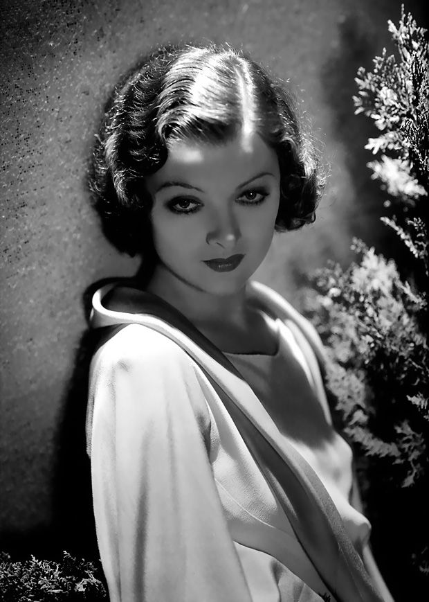 MYRNA LOY - Trained as a dancer, she devoted herself fully to an acting career following a few minor roles in silent films. From Amazing Singles - the Hottest Singles Resource on the Web.