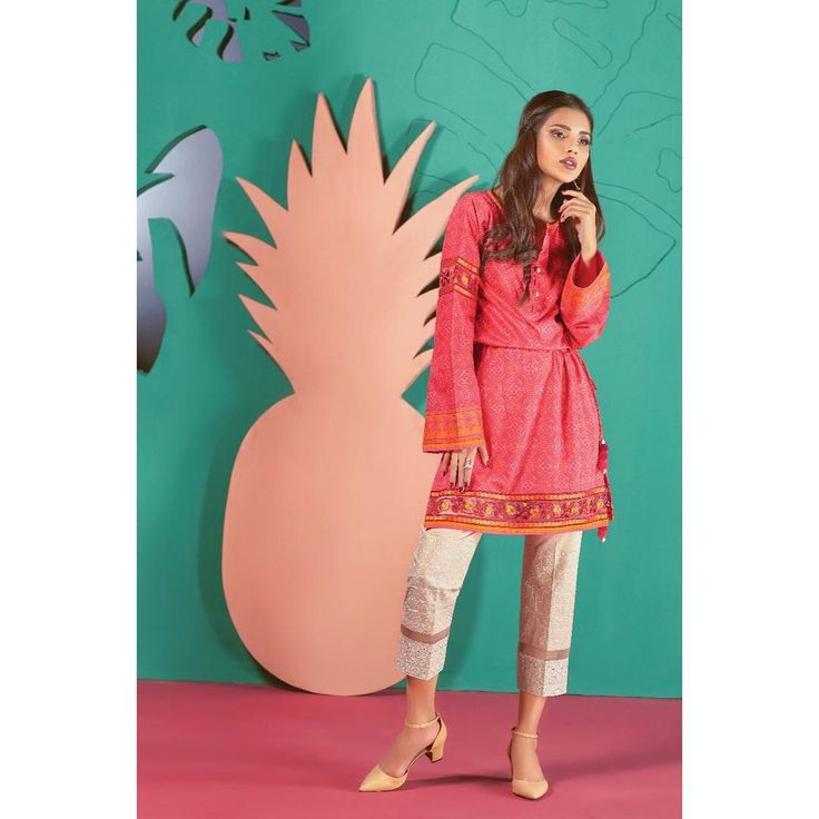 """305 Likes, 3 Comments - HELLO! Pakistan (@hellopakistan) on Instagram: """"It's time to rise & shine, with #bonanzasatrangi 's #springfling collection . In stores now ...…"""""""