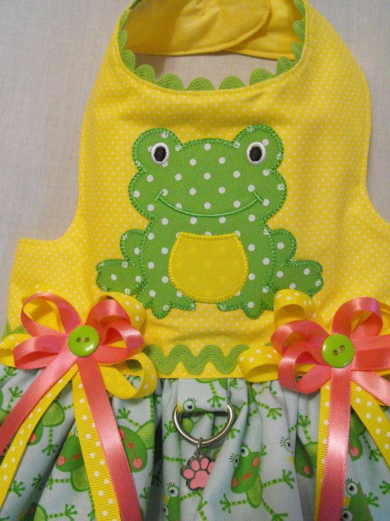 Froggie dress