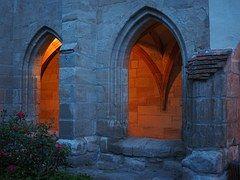 Pencere,Manastır