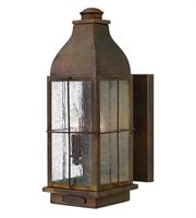 Show products in category Hinkley Lighting 2044SN Outdoor Sconce Lighting Bingham