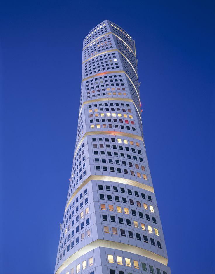 Santiago Calatrava's Turning Torso Wins CTBUH's 10 Year Award,© Flickr CC User NCC