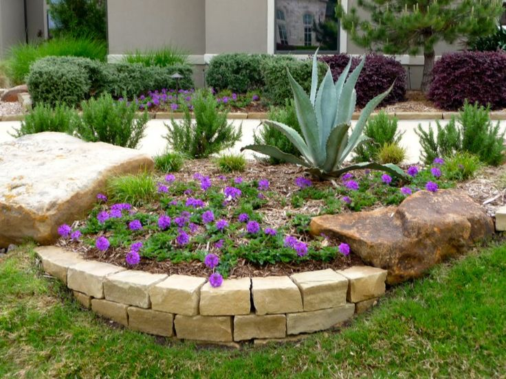 770 best Dry Riverbed Ideas images on Pinterest Landscaping - drought tolerant garden designs