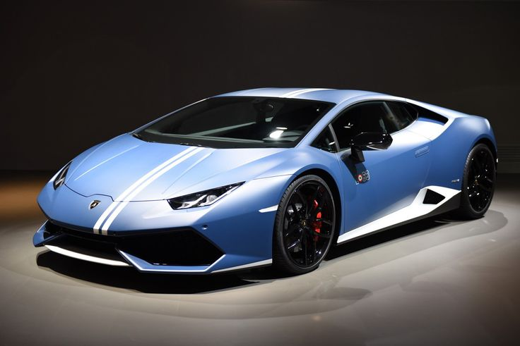 Lamborghini launched limited edition Huracan Avio in India at ₹ 3.71 crore.The…