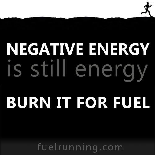 Running Stuff #116: Negative energy is still energy, burn it for fuel.