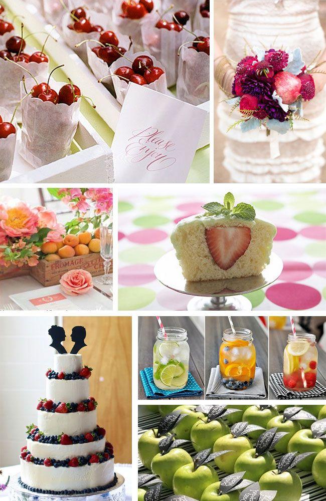 Fruit themed summer