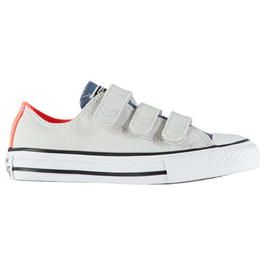 afe94b5f91a Kids boys · Converse Ox 3V Canvas Trainers