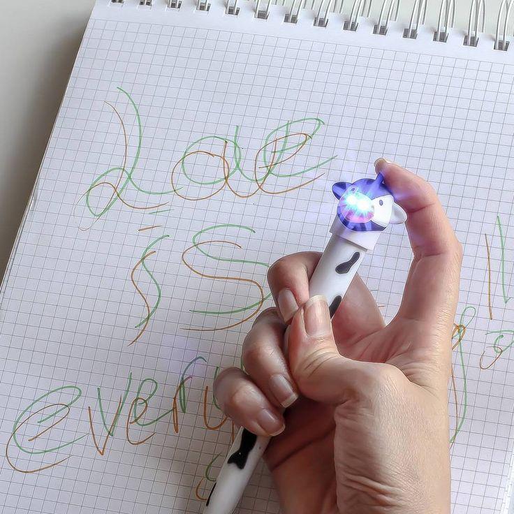 Kalem Led İnek - 10 TL l #kalem #ofis #inek #led