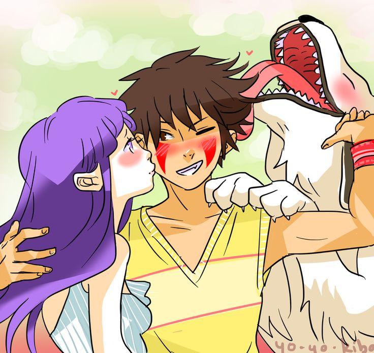 hinata and kiba *every time we touch* - YouTube |Kiba And Hinata Kissing