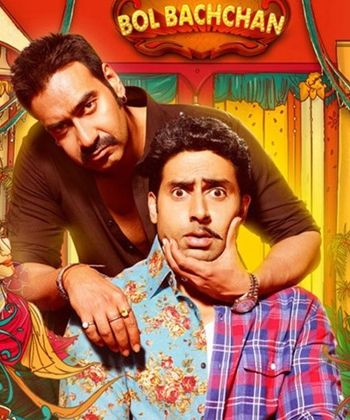 Bol Bachchan cast to groove with DID Lil Masters!