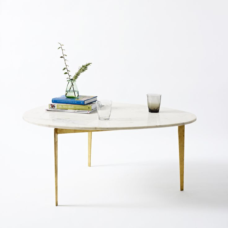 Buy the Gold Luxe Egg Coffee Table at Oliver Bonas. We deliver Homeware throughout the UK within 5-12 working days from £35.