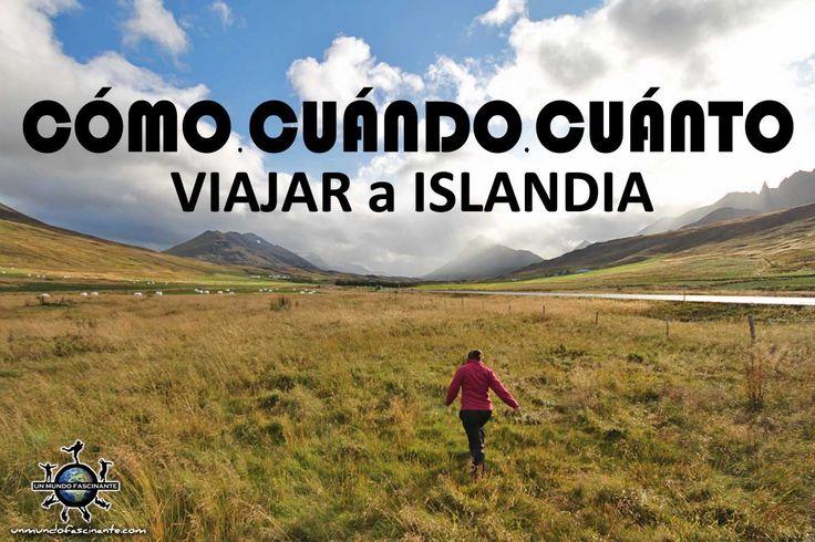 Todos nuestros consejos sobre cómo, cuándo y cuanto tiempo necesitas para viajar a Islandia basado en nuestra experiencia recorriendo la isla en coche.