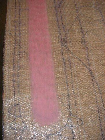 МК Раскладка горжетки с кружевом - Ярмарка Мастеров - ручная работа, handmade