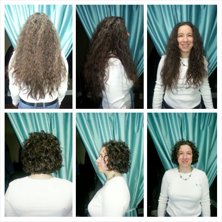 free haircut for locks of donation before and after locks of donation ouidad haircut 3727