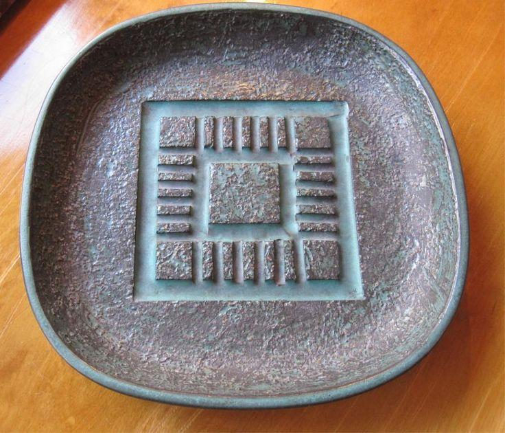 Mari Simmulson keramikfat Patina