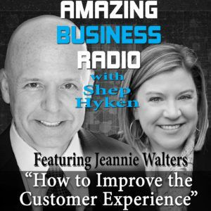 Our CEO and Founder Jeannie Walters talks Customer Experience Mission with Shep Hyken in this fascinating interview. http://hyken.com/amazing-business-radio-show/amazing-business-radio-jeannie-walters/?utm_campaign=coschedule&utm_source=pinterest&utm_medium=360Connext&utm_content=Amazing%20Business%20Radio%20Interview
