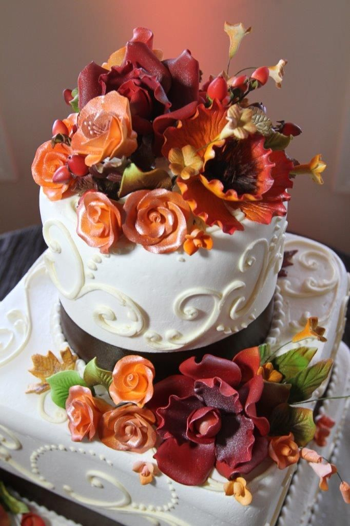 Wedding cakes st paul alberta