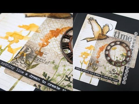 Art Journaling: Deliberate Collage with Shari Carroll |