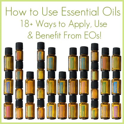 Essential Oil Application Guide Love, Love DoTerra Oils! i've just started using these and I KNOW the lavender works!!!!