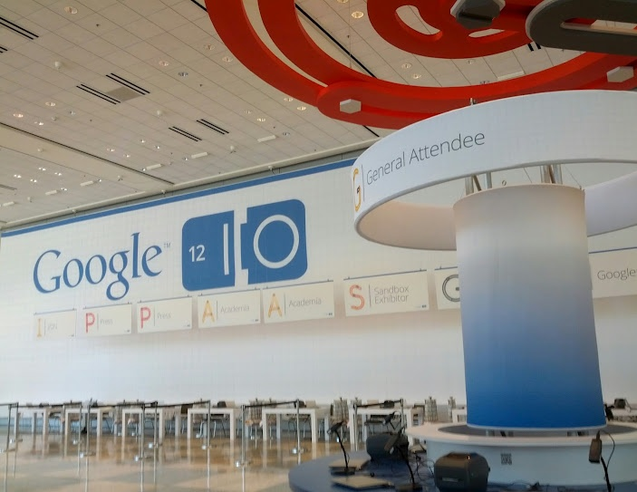 Going to Google IO