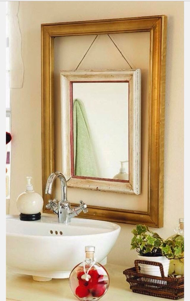 28 best Espejos images on Pinterest | Mirrors, Home ideas and Decor ...