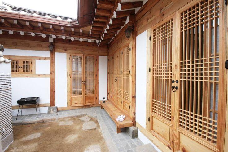 Korean Traditional Hanok - Houses for Rent