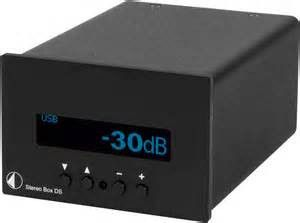 Pro-Ject - Stereo Box DS (Integrated Amplifier)