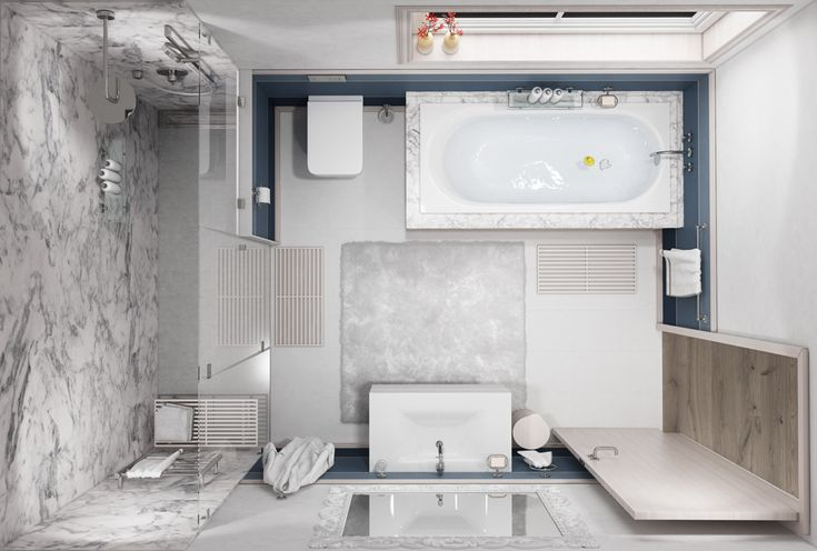Lead Architect Fabio Rodrigues suggest starting off with a compact floor plan, this welcomes a more versatile style of design. If you want to save space, it is also a good idea to combine the changing area with the showering area to form one entity.