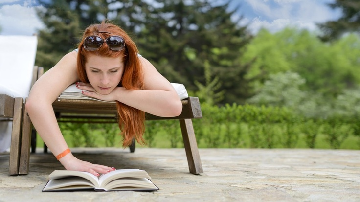 23 Books for your young adult summer reading list via Mashable.