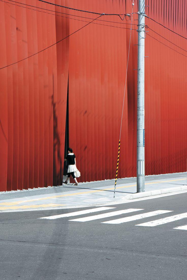 Molo design, CDN–Vancouver, Frank la Rivière Architects, J–Tokyo > Museo y Centro Cultural en Aomori, Japón