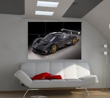 Sports car Q5 large giant cars poster print photo mural wall art ib660
