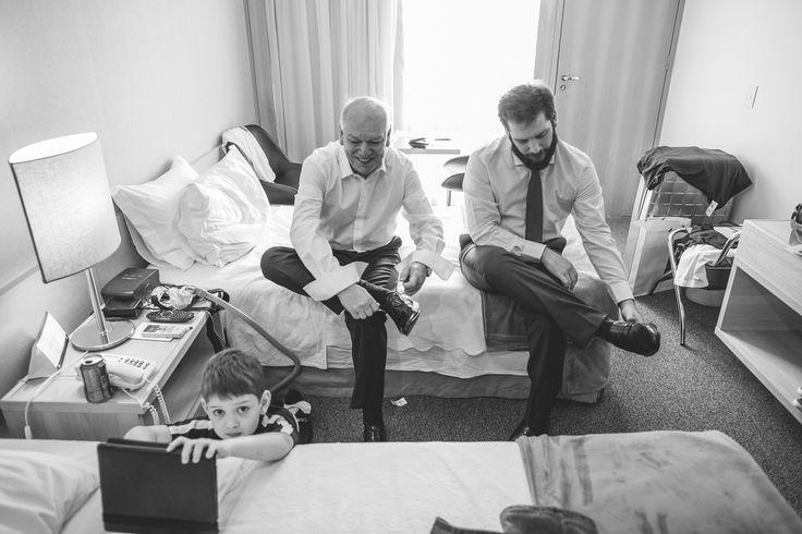Making of do noivo Adriano pelos olhos do fotografo de casamento Rafael Ohana em Brasília