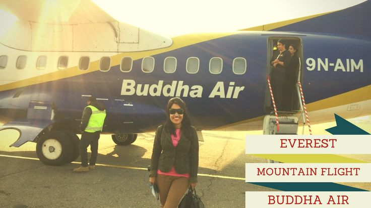 Everest Mountain Flight with Buddha Air - To explore the best mountain flight experience with Buddha Air. https://youtu.be/LKcqwU3M3FQ #travelvideo #nepal #mounteverest #sagarmatha #buddhaair #mountainflight