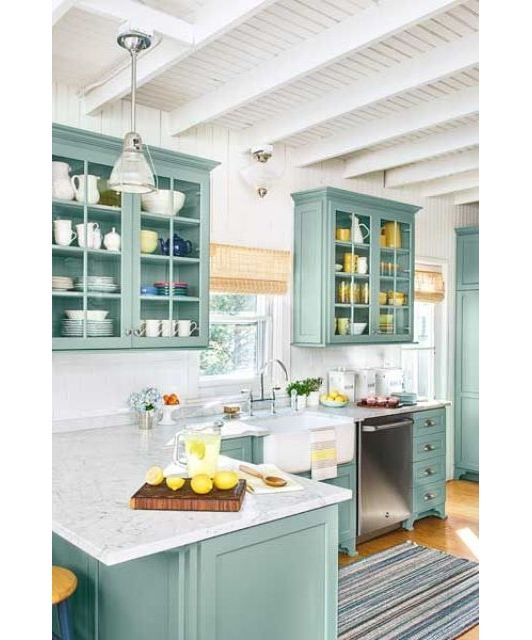 Dorian Green Counter Top Kitchens: 1000+ Ideas About Green Kitchen Countertops On Pinterest