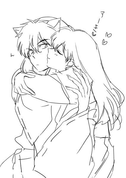 Inuyasha and Kagome: