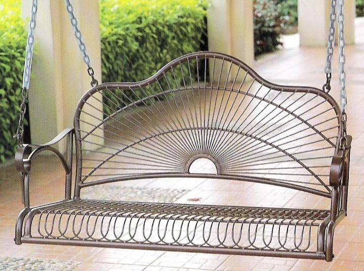 Metal Porch Swing | Welding | Pinterest