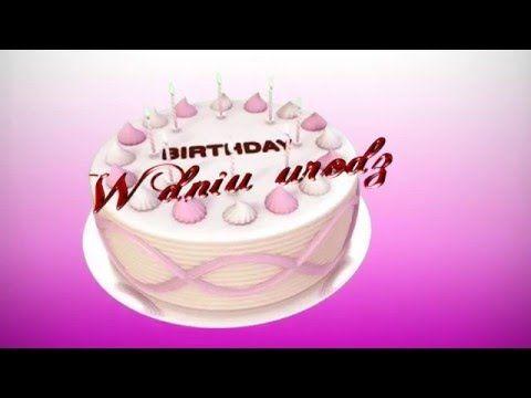 zyczenia urodzinowe