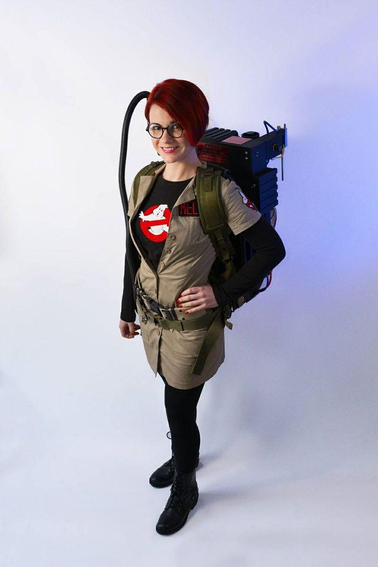 Louisiana Ghostbusters- Janine Melnitz #ghostbusters #janinemelnitz #cosplay #redhair  #louisiana