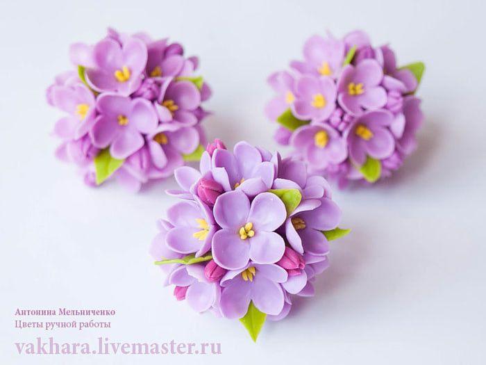 Картинки цветы из полимерной глины - Делаем фенечки своими руками