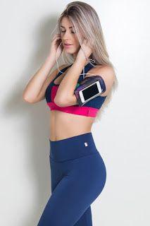 Dy Moda Fitness e Acessorios: Braçadeira Unissex Estampada de Celular para Academia