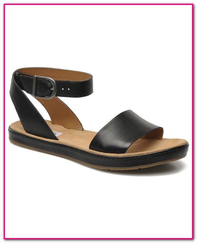 separation shoes 0514e 04264 Clarks Sandalen Damen Schwarz- Sie suchen moderne und ...