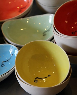 Tulya Madra design bowls from Deareast
