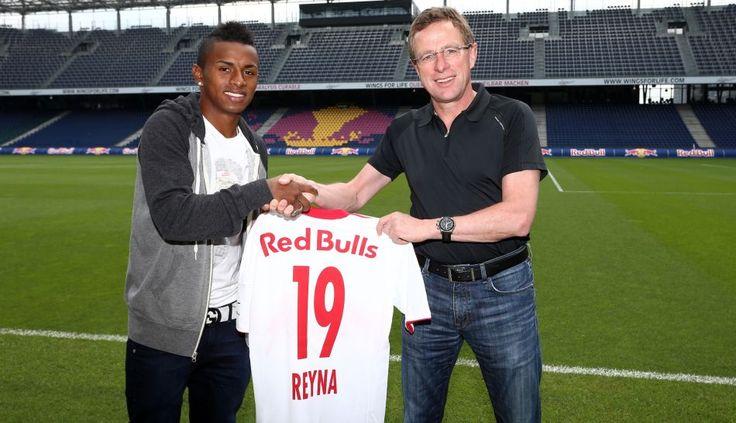 FOTOS: Yordy Reyna vestirá la camiseta 19 del Red Bull Salzburg de Austria
