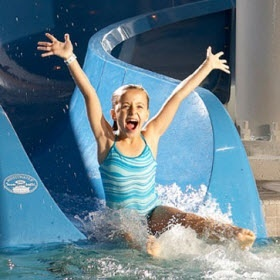 Delta Meadowvale stay with HUGE water slide and indoor and outdoor pools, for great price!!!