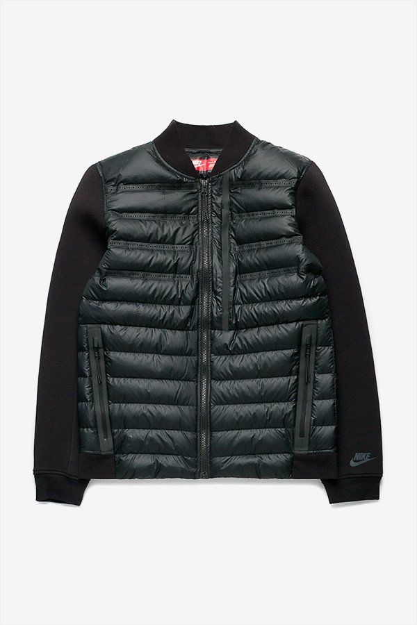 Aeroloft Tech Jacket Black